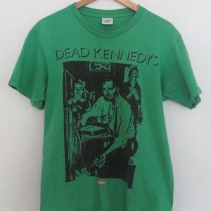Supreme T Shirt   Supreme x Dead Kennedy's T Shirt